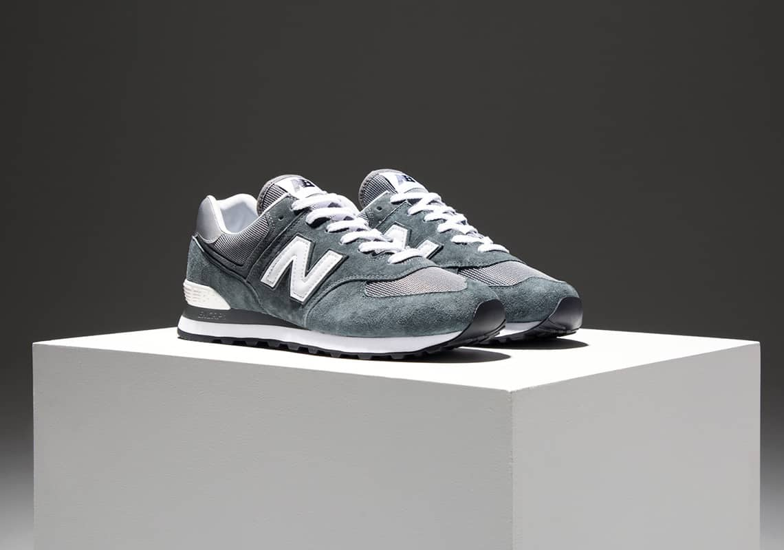 "NB 574 ""Original Grey"""