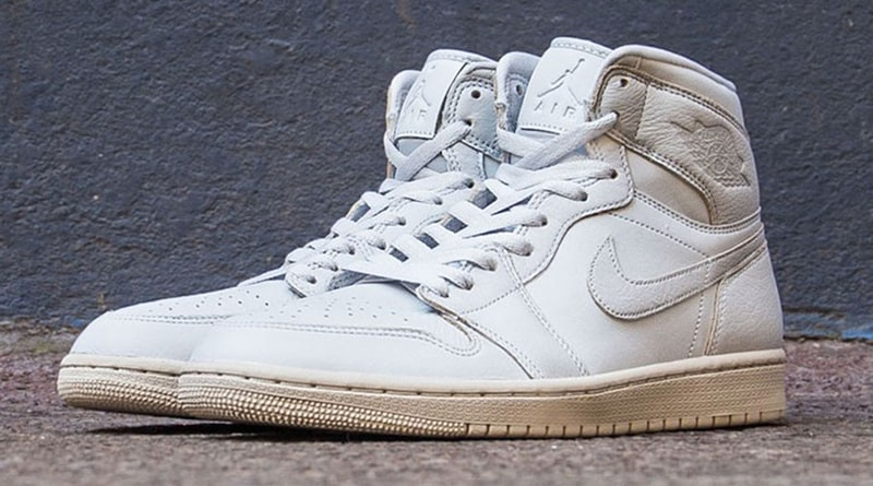 Nike Air Jordan 1 Retro High Premium « Pure Platinum »