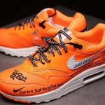 "Nike Air Max 1 ""Just Do It"" orange"