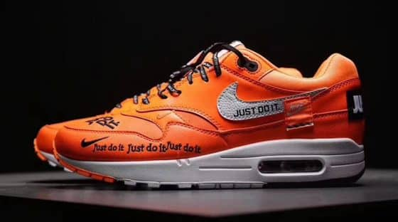 """Nike Air Max 1 """"Just Do It"""""""