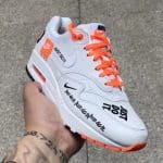 "Nike Air Max 1 ""Just Do It"" blanche"