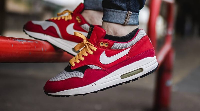 "Nike Air Max 1 ""Urawa Dragons"""