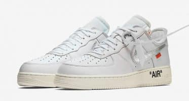 Off-WhiteNike Air Force 1