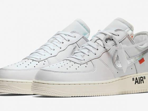 "Off-White x Nike Air Force 1 '07 ""Complex Con"""
