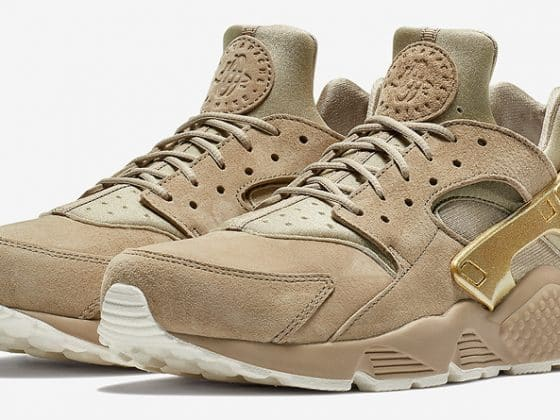 "Nike Air Huarache ""Gold Rush"""