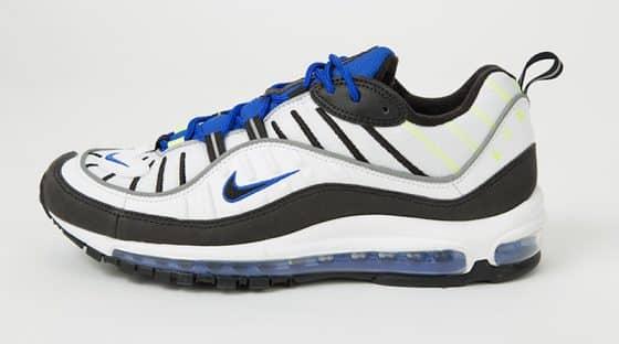 """Nike Air Max 98 """"Racer Blue"""""""