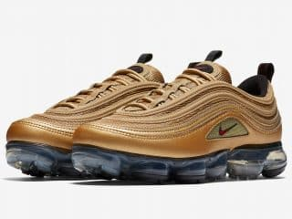 Nike Air VaporMax 97 Metallic Gold