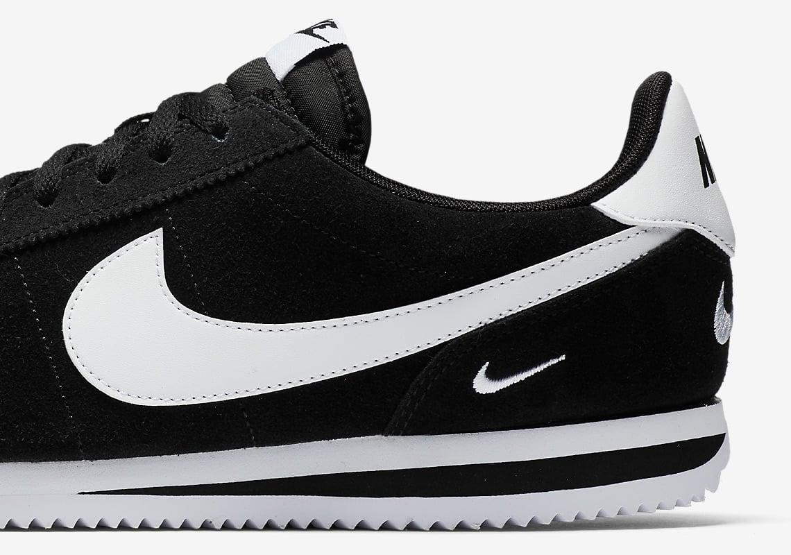 Nike Cortez Noire Basic Se