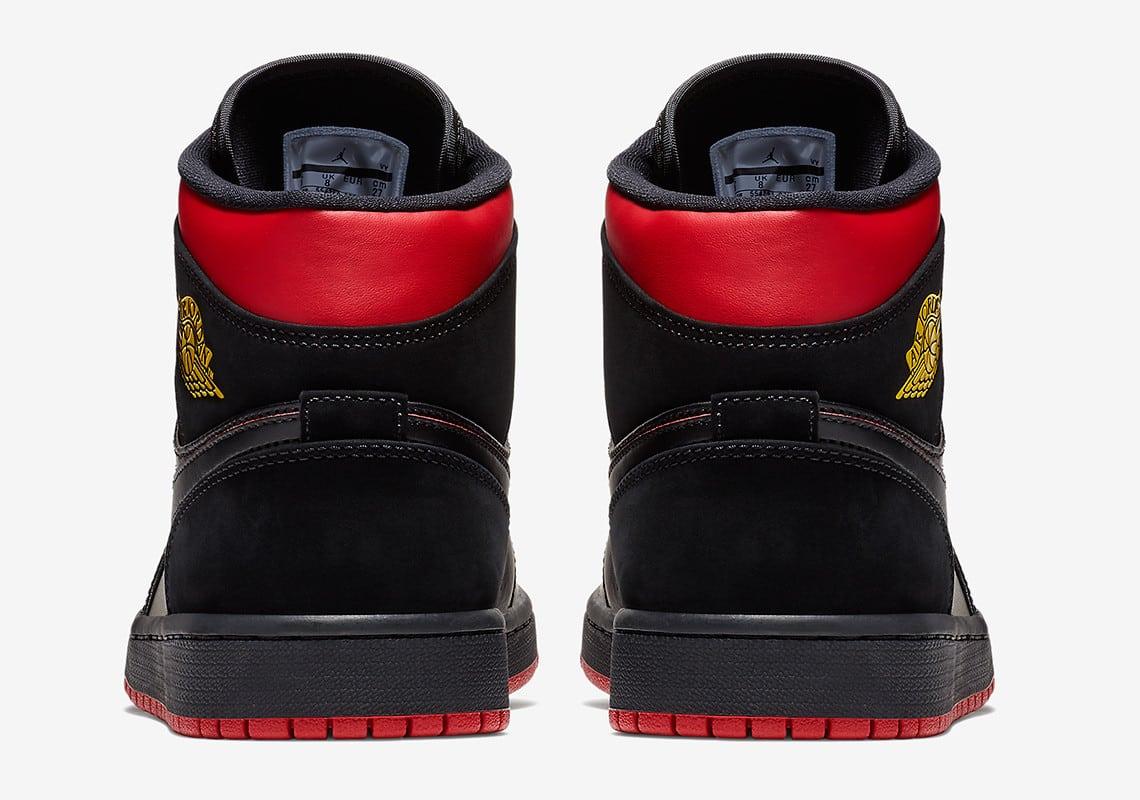 """Air Jordan 1 """"Last Shot"""""""