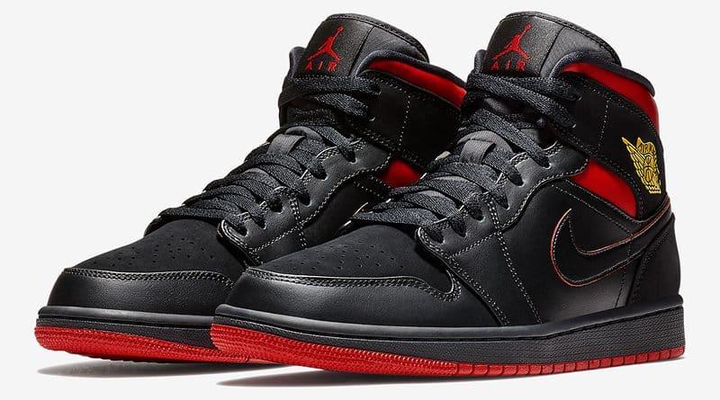 "Nike Air Jordan 1 ""Last Shot"""
