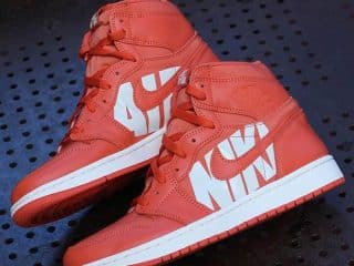 Nike Air Jordan 1 Big Logo
