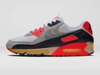 La Nike Air Max 90 dans son coloris OG