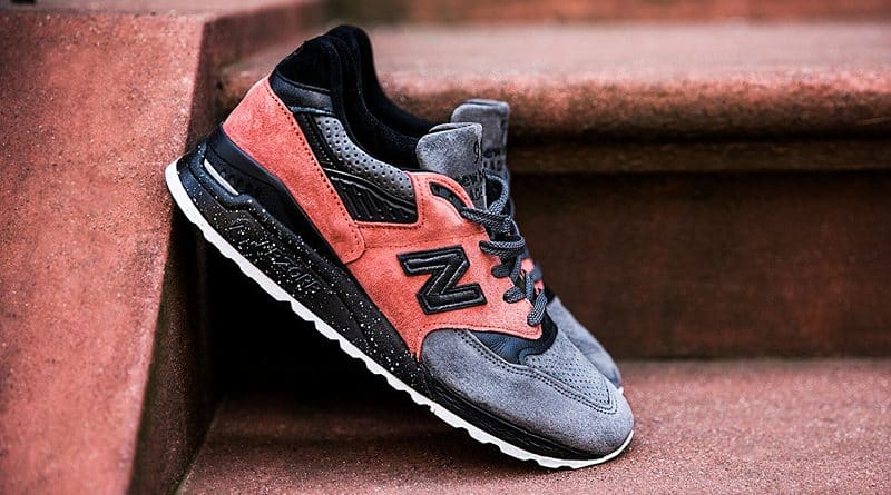"Todd Snyder x New Balance NB1 998 ""Sunset Pink"""