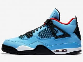 Travis Scott x Air Jordan 4 « Cactus Jack »