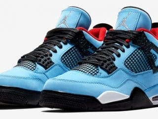 Travis ScottAir Jordan 4 ''Cactus Jack''