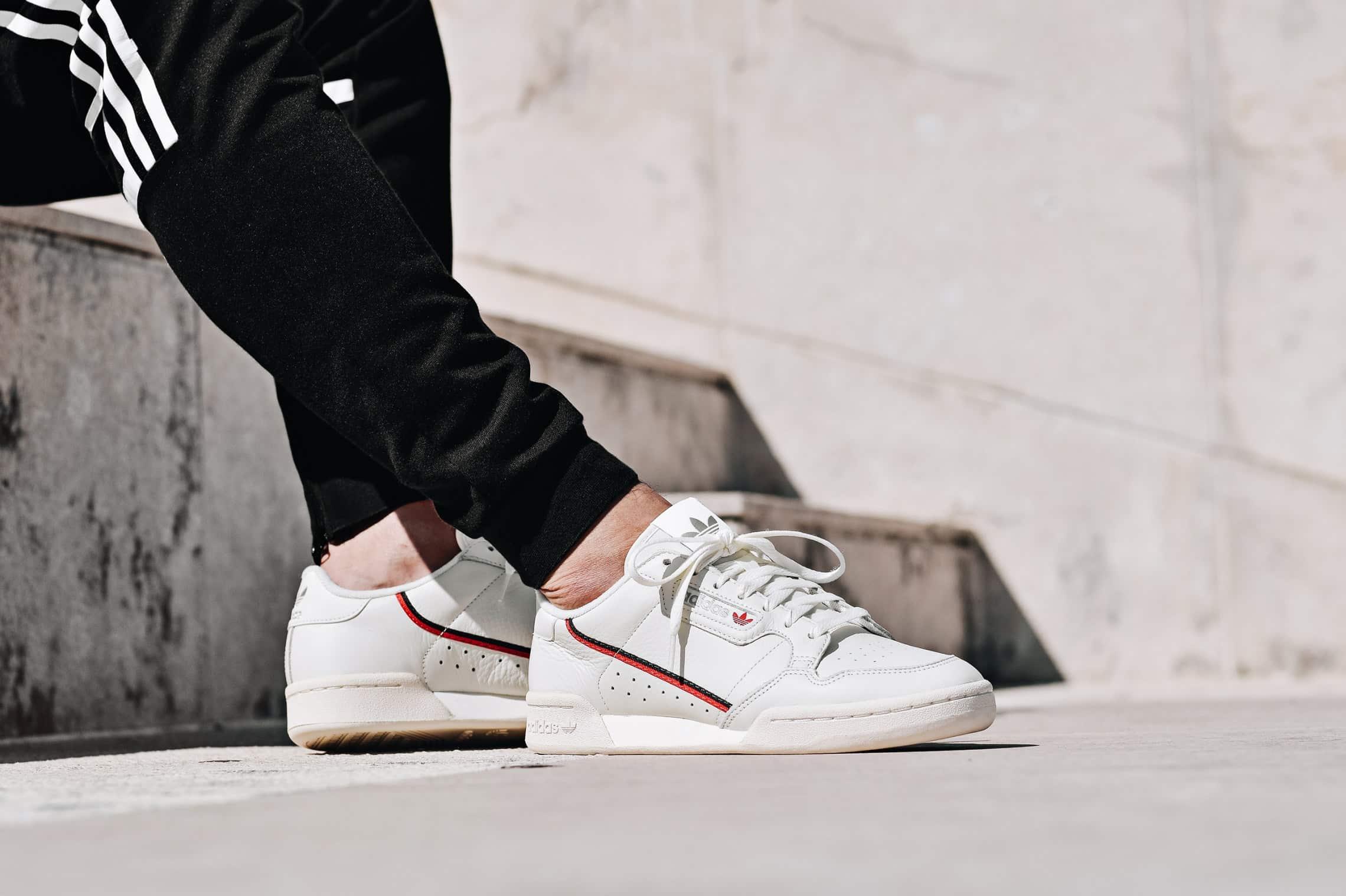 adidas officialise le retour de sa Continental 80 Sneaker