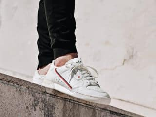 adidas Continental 80 blanche