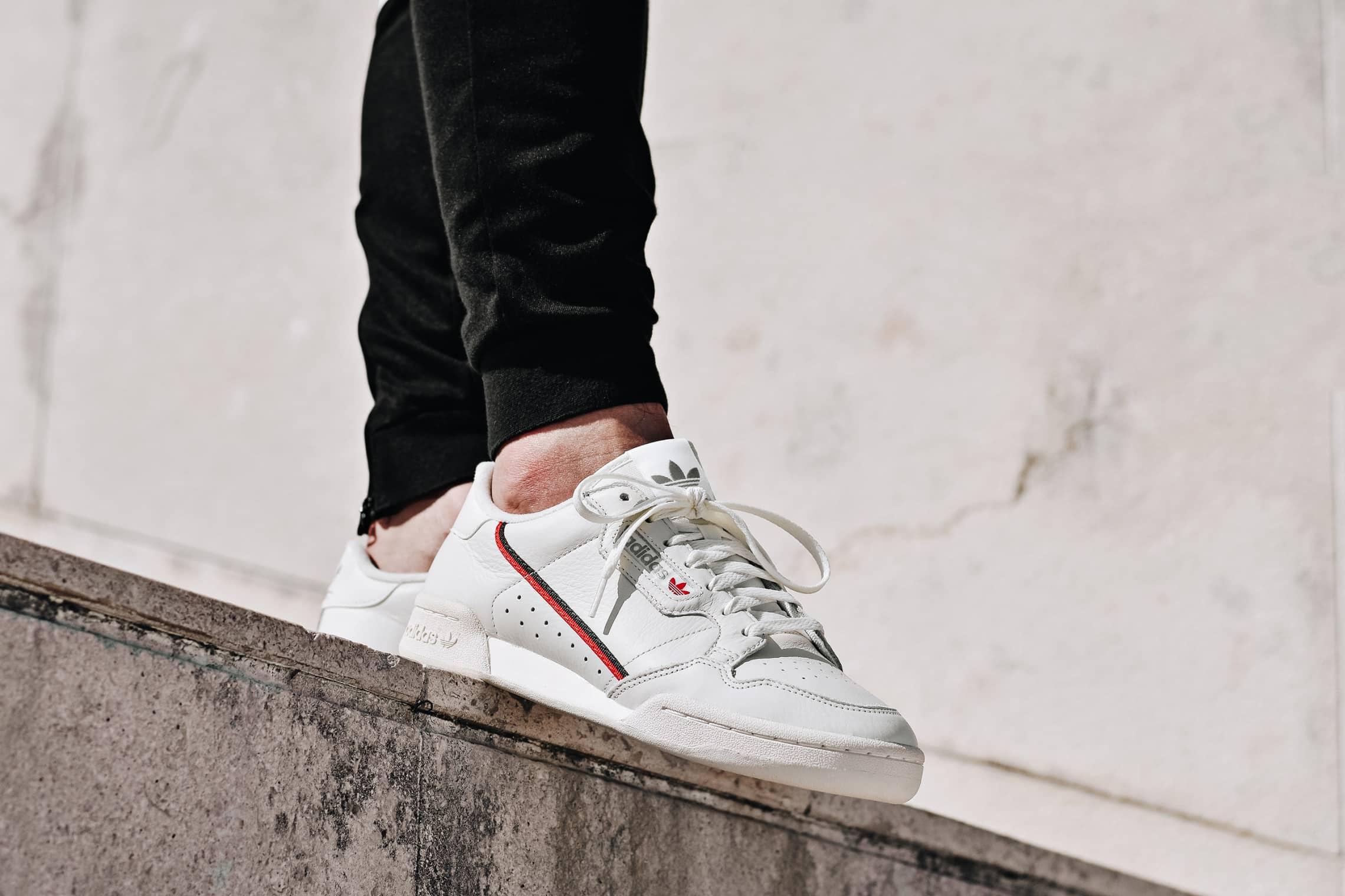 réputation fiable matériau sélectionné Clairance de 60% adidas officialise le retour de sa Continental 80 - Sneaker ...