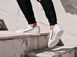 adidas Continental 80 blanche