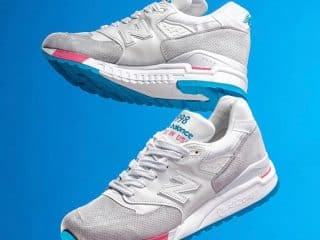 "New Balance 998 ""Cotton Candy"""