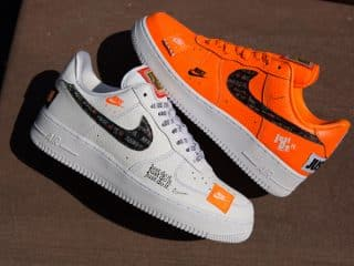 "Nike Air Force 1 ""Just Do It"" Pack"