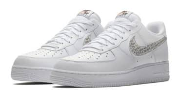 NikeAir Force 1 Low ''Just Do It''