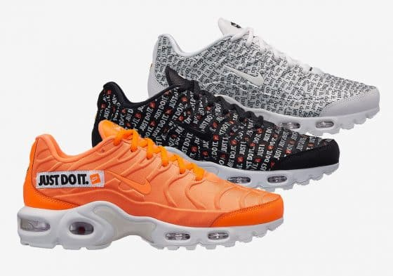 "Nike Air Max Plus ""Just Do It"""