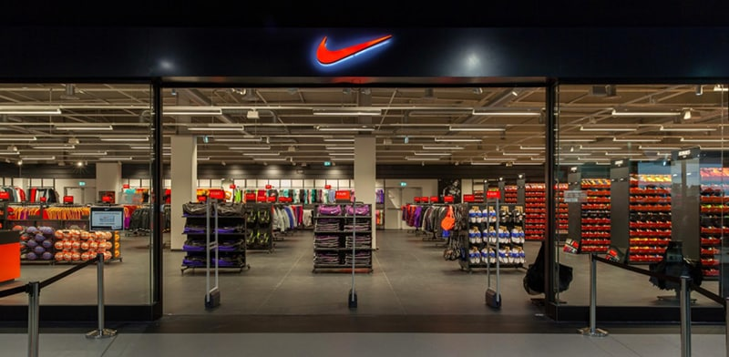 Nike Clearance Store de Paris Usines