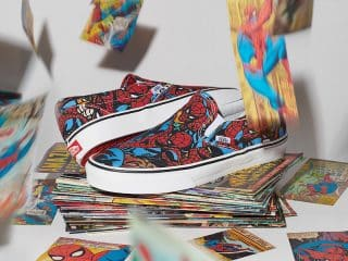 Vans x MARVEL « Avengers Pack »