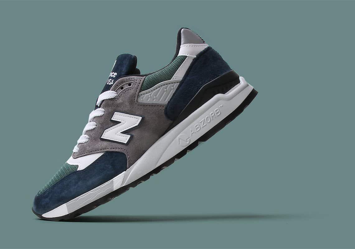 new balance 998 verte