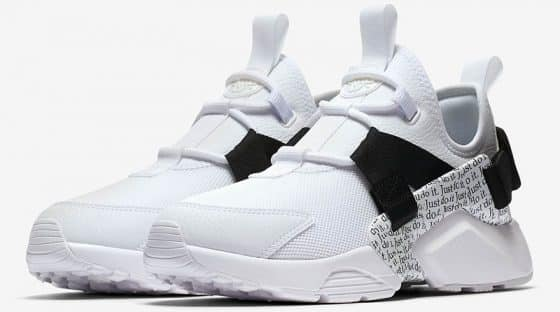 Nike Huarache City Low « Just Do It »