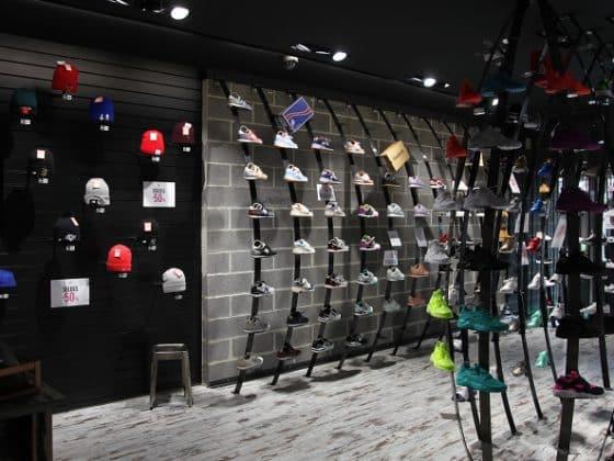 Le Buzz, sneaker shop