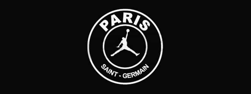 PSG x Jordan logo
