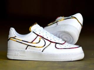 Nike Air Force 1 Low Tartan AV8218-100