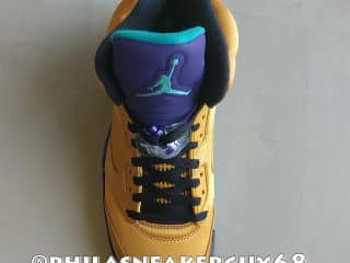 "Air Jordan 5 Retro NRG ""Fresh Prince"" Friends and Family"