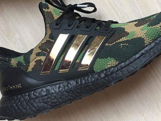 APE x adidas Ultraboost ''Green''