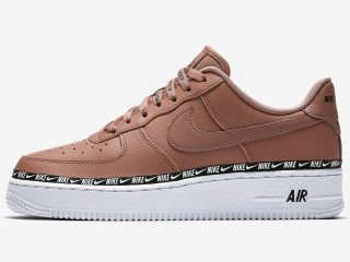 Nike Air Force 1 Low Wmn ''Ribbon'' Pack - Beige