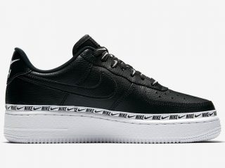 Nike Air Force 1 Low Wmn ''Ribbon'' Pack - Noir