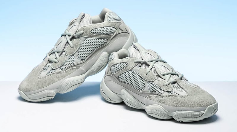 adidas Yeezy 500 ''Salt'' Sneaker Style
