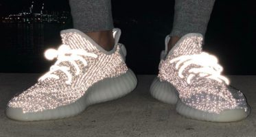adidasYeezy Boost 350 v2 ''Static Reflective''