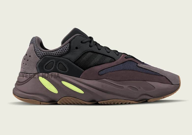 adidas Yeezy Boost 700 ''Mauve'' Sneaker Style