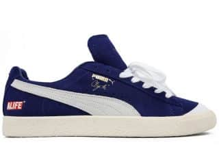 ALIFE x PUMA Clyde ''New York'' - Navy