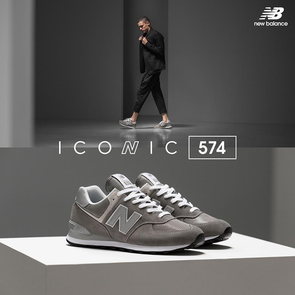 New Balance 574 - ICONIC