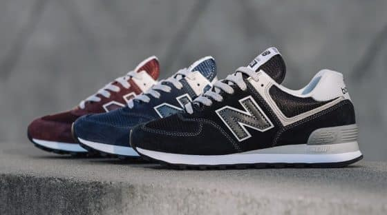 La New Balance 574 dans sa version 2018