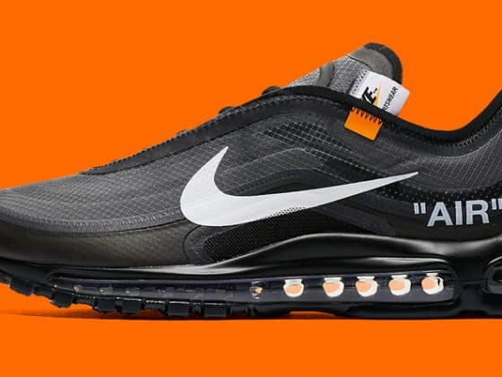 Off-White x Nike Air Max 97 ''Black''