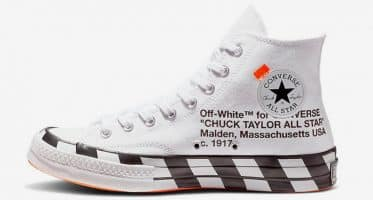Off-WhiteConverse Chuck 70 ''Stripe White''