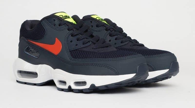PATTA x Nike Air Max 9590 Sneaker Style