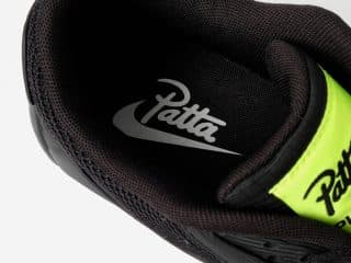 PATTA x Nike Air Max 95/90 ''Black''