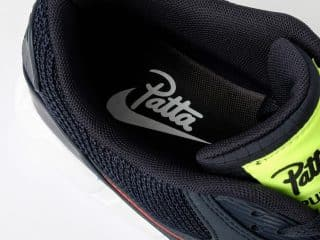 PATTA x Nike Air Max 95/90 ''Dark Obsidian''