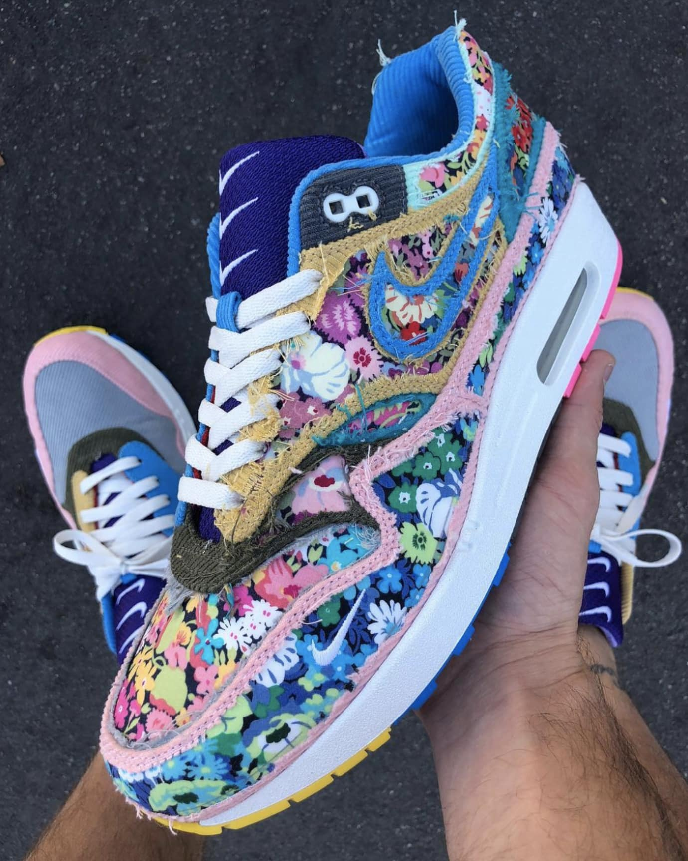 Sean Wotherspoon x Nike Air Max 1 ''Bespoke''